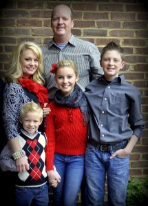 My sweet family