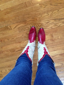Lucky Red Boots 2.0