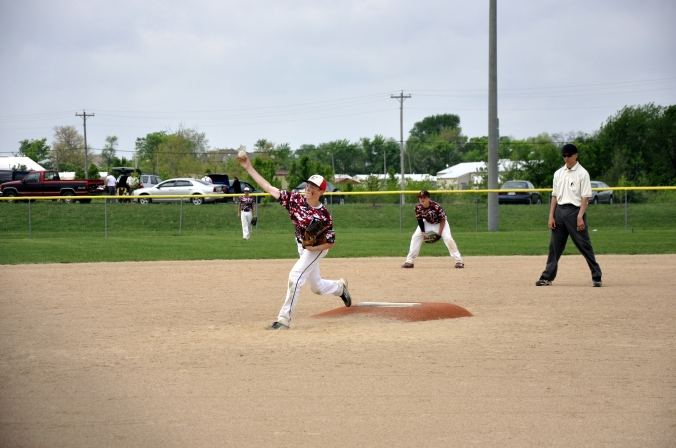 My BIG #45 Pitching