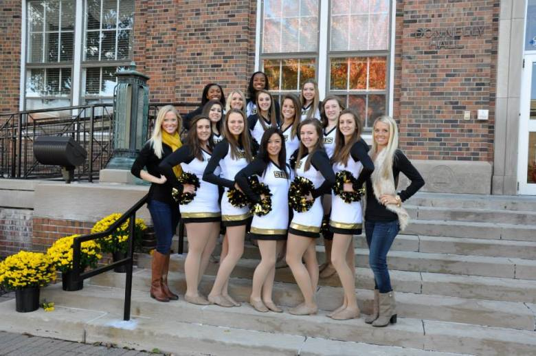 Saint Teresa Academy Stars Dance Team