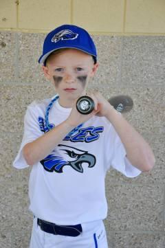 Russ- baseball portrait